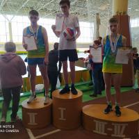 Легкоатлеты Спортивной школы приняли участие в открытых соревнованиях по легкой атлетике «Мемориал братских тренеров и спортсменов-легкоатлетов» завоевав 11 призовых мест