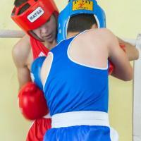 Первенство Чунского района по боксу