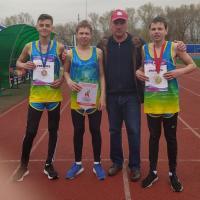 Легкоатлеты Спортивной школы Чунского района приняли участие в Первенстве Иркутской области по легкой атлетике завоевав 1 золото и 1 серебро