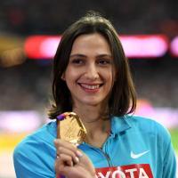 Ласицкене признана лучшей легкоатлеткой года в Европе