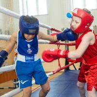 В п. Новочунка прошел районный турнир по боксу на кубок главы Новочунского муниципального образования