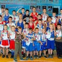 Открытый Турнир Спортивной школы по боксу