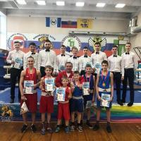 Информация об участии воспитанников Спортивной школы Чунского района в Открытом новогоднем турнире по боксу