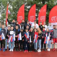 ГТО в рамках празднования Дня Государственного флага РФ