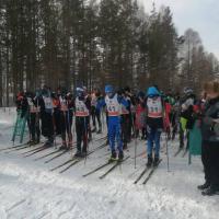 Информация об участии воспитанников Спортивной школы   в «Открытом лыжном марафоне» в г. Вихоревка